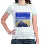 Fine Day Jr. Ringer T-Shirt