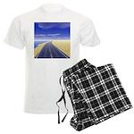 Fine Day Men's Light Pajamas