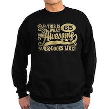 65th Birthday Sweatshirt