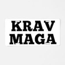 Krav Maga since 1944 Aluminum License Plate