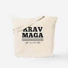 Krav Maga since 1944 Tote Bag