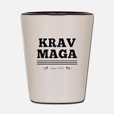 Krav Maga since 1944 Shot Glass