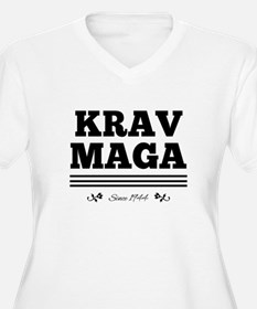 Krav Maga since 1944 Plus Size T-Shirt