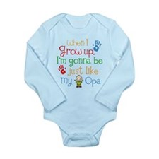 Grandson Grow Up Like Baby Outfits