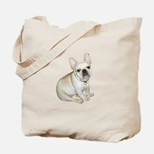 French Bulldog (#2) Tote Bag