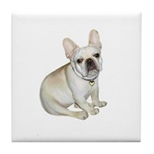 French Bulldog (#2) Tile Coaster