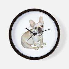 French Bulldog (#2) Wall Clock