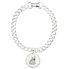 French Bulldog (#2) Charm Bracelet, One Charm