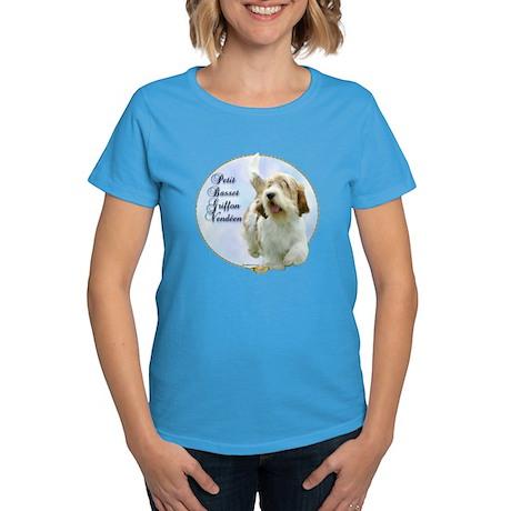 PBGV Portrait Women's Dark T-Shirt