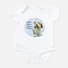 PBGV Portrait Infant Bodysuit