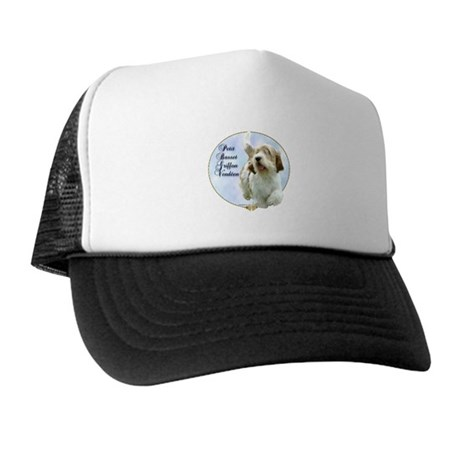 PBGV Portrait Trucker Hat