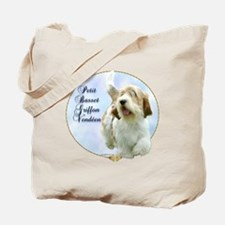 PBGV Portrait Tote Bag