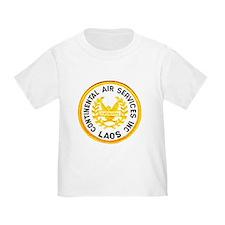 Continental Air Laos T