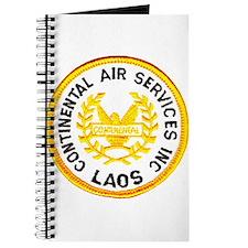 Continental Air Laos Journal