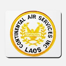 Continental Air Laos Mousepad