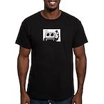Nicer Robot Love Men's T-Shirt (dark)