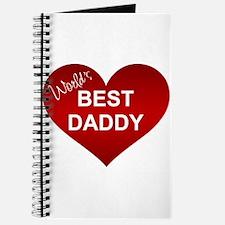 WORLD'S BEST DADDY Journal