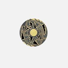 MIMBRES SUPER BOWL DESIGN Mini Button