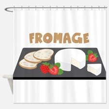 Fromage Shower Curtain