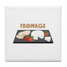 Fromage Tile Coaster
