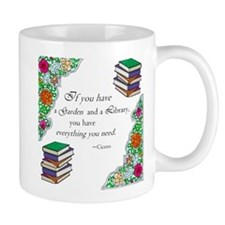 Cicero quote Small Mug