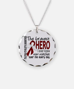 Multiple Myeloma Bravest Her Necklace