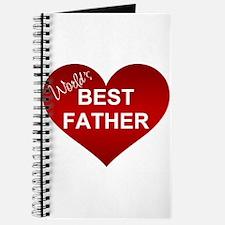 WORLD'S BEST FATHER Journal