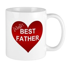 WORLD'S BEST FATHER Mug