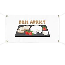 Brie Addict Banner