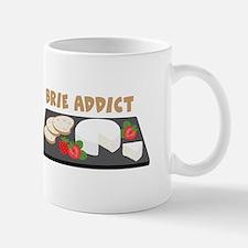 Brie Addict Mugs