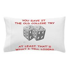 craps Pillow Case