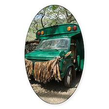 hawaiian bus Decal