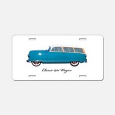 Funny Corporation Aluminum License Plate
