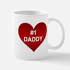 #1 DADDY Mug
