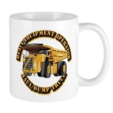 Heavy Equipment Operator - Dump Trk Mug