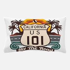 California 101 Pillow Case