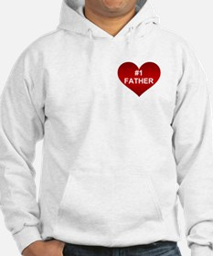 #1 FATHER Hoodie