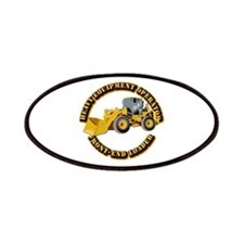 Hvy Equipment Operator - Front End Loader Patches