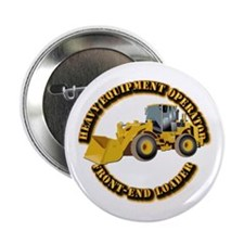 """Hvy Equipment Operator - Front End Lo 2.25"""" Button"""