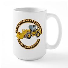 Hvy Equipment Operator - Front End Load Mug