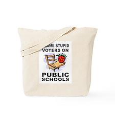 DUMB KIDS Tote Bag