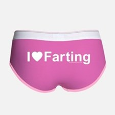 Farting Women's Boy Brief