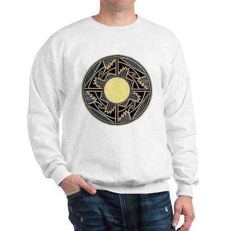 MIMBRES NEW MEXICO ZIA BOWL DESIGN Sweatshirt