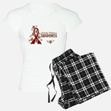 Multiple Myeloma Awareness Pajamas