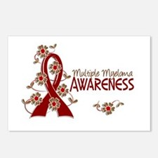 Multiple Myeloma Awarenes Postcards (Package of 8)
