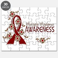 Multiple Myeloma Awareness 6 Puzzle