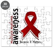 Multiple Myeloma Awareness 5 Puzzle