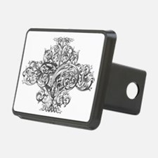 Baroque Tree of Life Hitch Cover