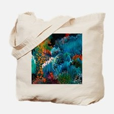 Joaquin Mir Abstract Tote Bag