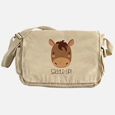 SaddLe Up! Messenger Bag